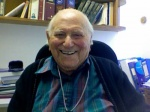 Dave Meyerowitz (94) finds the whole Life Stories process quite amusing really